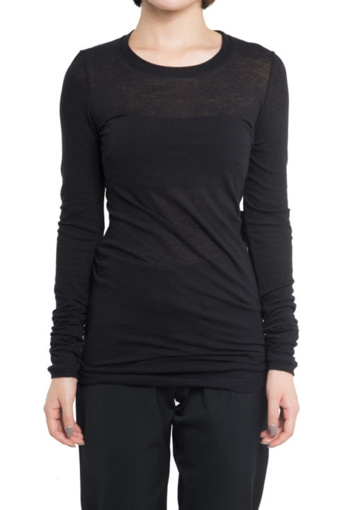 JERSEY LONG SLEEVE TOP